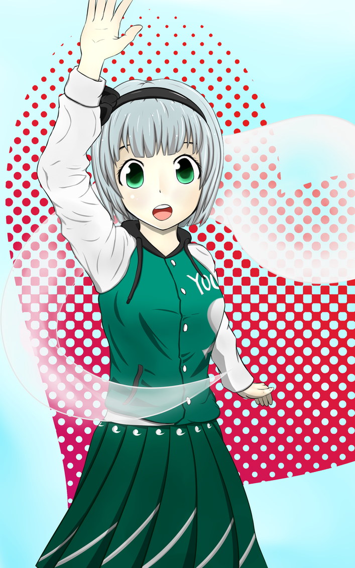 Youmu by NanoStar