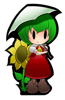 Yuuka is Cute