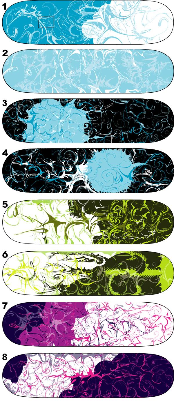 Skateboard's by riser