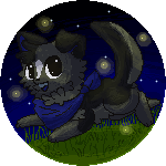 Chasing Fireflies :Pixel: by AppleDew