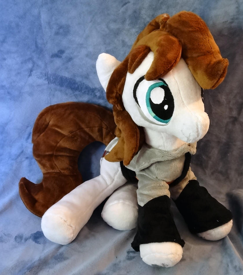 OC Stallion :OC Plush: by AppleDew