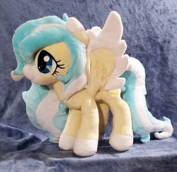 Vanilla Snowflake :OC Plush Commission: