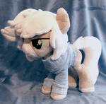 Clear Crystalline Plush :Commission: