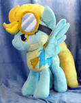 Lightning Dust Plushie :Commission: