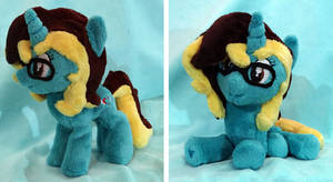 Sweet Disaster Beanie Plush :Commission: by AppleDew