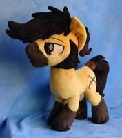 Flint :OC Pony Plush Commission: by AppleDew