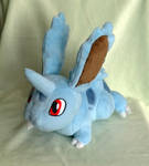 Shiny Male Nidoran Plush :Commission: