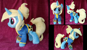 Project Purity Plush :Commission: by AppleDew