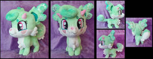 Gadget the Luumie Plushie :Commission: