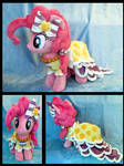 Grand Galloping Gala Pinkie Pie Plush :Commission: