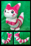 Shiny Furret Plush :Commission