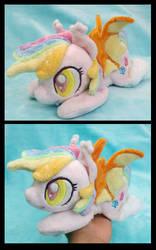 Paper Stars ''Lazy Pony'' Beanie by AppleDew