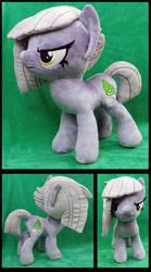 Limestone Pie Plushie :Commission: by AppleDew