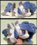 Murky Icicle ''Lazy Pony'' Beanie