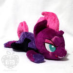 Tempest Shadow ''Lazy Pony'' Beanie v2