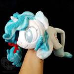 OC Azure ''Lazy Pony'' Beanie