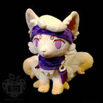 Kitsune Morty Plushie