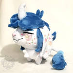 OC UniDragon Goat Mock Pokedoll Plush