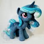 16'' OC Tidal Wave Pony Plushie