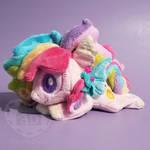 OC Pastel Pumpkin ''Lazy pony'' Beanie