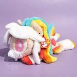 OC Beanie ''Lazy Pony'' Plush