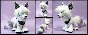 OC Maned Wolf Plush