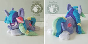 Calliope ''Lazy Pony'' Bean Plush