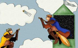 Quidditch by JenniferOHcious by PastDervishandBanges