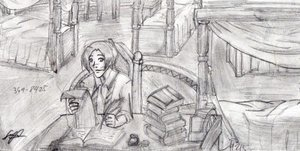 Remus in the CR by Avatar013 by PastDervishandBanges