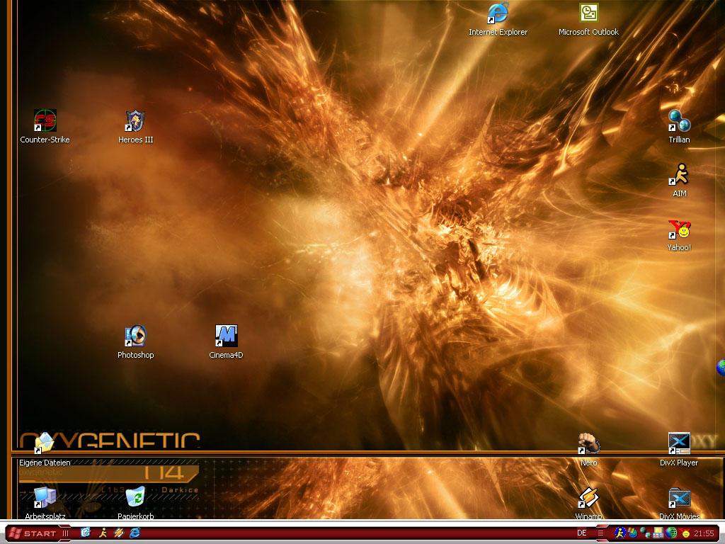 .my desktop by NightHawkSD