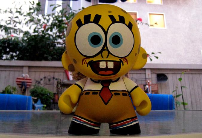 spongemunny by hellolizzy