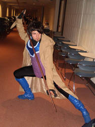 Marvel Comics Gambit Cosplay ( 1992-1997) by Ducttapelover