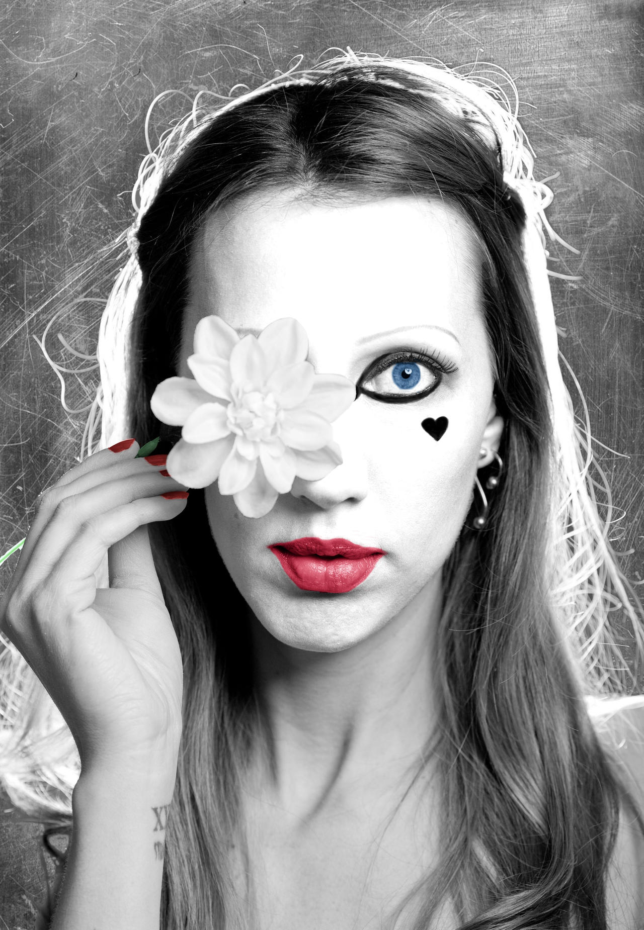 Details - The Mime by DrTofu83 on DeviantArt