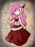 Lady Amy Rose by Kyunsei