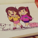 Bee and Mabel