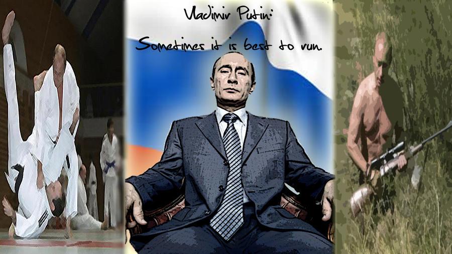 Vladimir Putin By Mrinvincibleseth