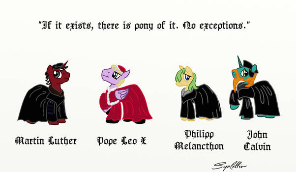 Reformation Ponies