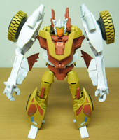 MTMTE Chromedome by BlurrzFire