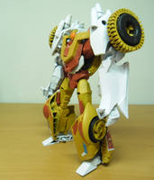 MTMTE Chromedome 2 by BlurrzFire