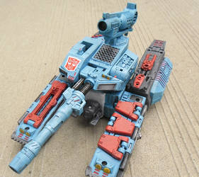 MTMTE Fortress Maximus 5 by BlurrzFire