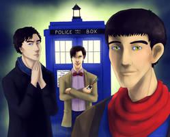 Doctor's New Companions