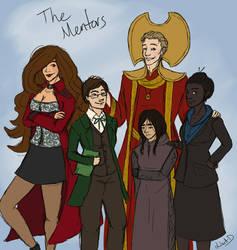 The Five Mentors