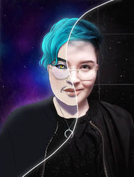 4/100 - Portrait Challenge