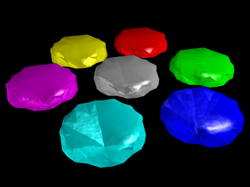 Yet More Chaos Emeralds