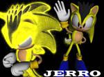 Chaos Hedgehog - Jerro