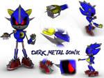Dark Metal Sonic