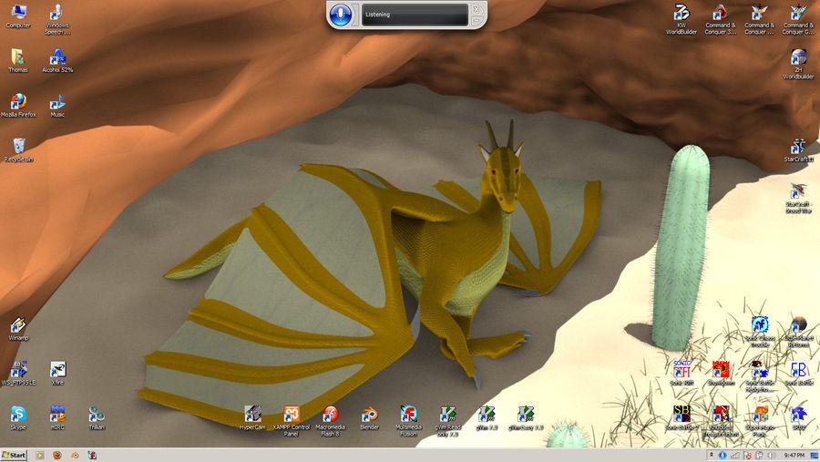 New Desktop Laptop Sept 2010