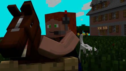 MC - Man And His Horse
