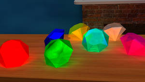 Chaos Emeralds - Cycles