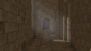 Old Castle Interior [Redo]